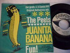 Peel Juanita Banana-single 1966 D-karaté records 18798 at