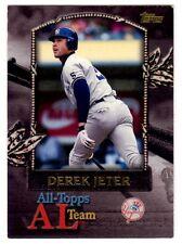 2000 Topps All-Topps #AT16 Derek Jeter - Yankees