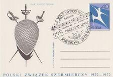 Poland postmark KOSCIERZYNA - JOZEF WYBICKI author of the Polish national anthem