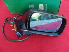 Specchio retrovisore mirror destro blu Alfa Romeo 164 Restyling 1992