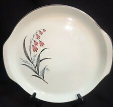 Vintage Harmony House Coral Bell Large Serving  Platter Sears