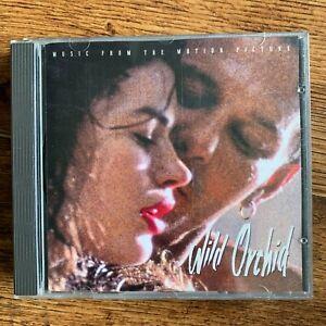 Wild Orchid CD Original Film Movie Motion Picture Soundtrack Album