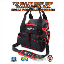 TOP QUALITY HEAVY DUTY TOOL BAG, TOOL BOX, GREAT FOR TRADESPERSON WITH WARRANTY