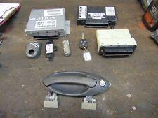 Saab 9-5 95 2005 2.0 Turbo Petrol Saloon AUTOMATIC engine ECU kit & lock set