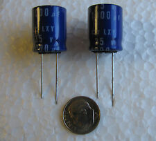 1000uF 35V Nippon LXY series low Impedance Electrolytic Capacitors 105°C *25