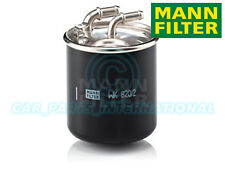 Mann Hummel OE Quality Replacement Fuel Filter WK 820/2 x