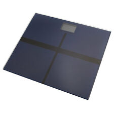 396lb LCD Digital Bathroom Tempered Glass Weight Heath Body Fitness Scale kg