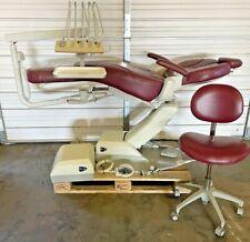 Pelton Amp Crane Spirit Sp20 Dental Patient Exam Chair With Dci Delivery Unit Stool