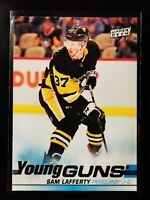 SAM LAFFERTY - 2019-20 UPPER DECK YOUNG GUNS  SERIES 2