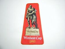 WINFIELD CUP 1995 GRAND FINAL PATCH - CANTERBURY BULLDOGS MANLY SEA EAGLE JERSEY
