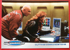 THUNDERBIRDS (The 2004 Movie) - Card#41 - Cutting Communications, Cards Inc 2004