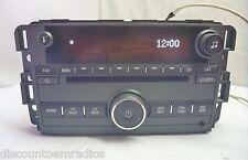 08 2008 Pontiac Torrent Radio Cd Player & Aux Port 25956996 RC68671
