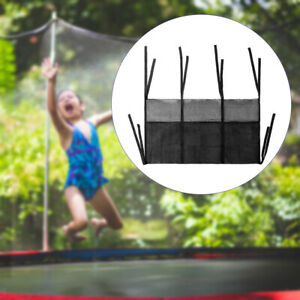 Portable Trampoline Shoes Net Bag Toys Mesh Bags Pouch Swimming Pool Outdoor