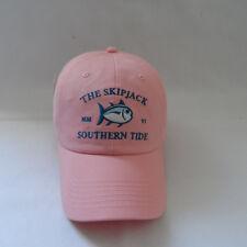 Southern Tide Big Fish Titile Original Skipjack Hat Cap $23 Pink L
