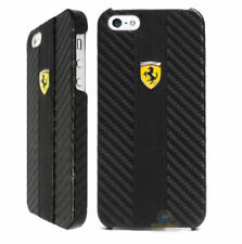 Ferrari Official Iphone 4/4s Scuderia Collection Black Hard Case CG MOBILE New