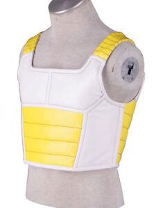 HOT Vegeta Cosplay Costume Super Saiyan Fighting Vest Gloves Armour