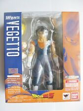 DRAGON BALL Z VEGETTO S.H.FIGUARTS BANDAI DRAGONBALL Z S H FIGUARTS