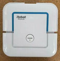 iRobot Braava jet 240 App Controlled Robot Mop - White *Missing Accessories*