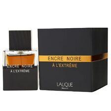 Encre Noire A L'Extreme by Lalique EDP Cologne for Men 3.3 / 3.4 oz New in Box