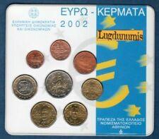 Pièces de 2 euros de Grèce, année 2002
