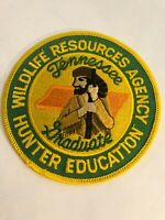 TENNESSEE WILDLIFE RESOURCES AGENCY HUNTER EDUCATION GRADUATE RARE MADE PATCH