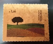 """Portugal - """"CORK TREE ~ MOUNTAINS"""" Unique MNH Stamp 2007 !"""