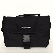 Canon EOS DSLR Camera and Gadget Shoulder Bag 100ES New without Tag