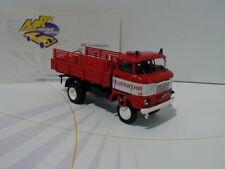 """Busch 95232 - IFA W50LA PV Pritschenwagen """" Feuerwehr """" Berlin 1:87 NEUHEIT !!"""