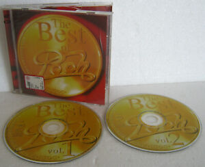POOH The Best Of Pooh (1997) 2 x CD, Compilation, CGD East West – 3984 21569-2