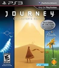 Journey Collector's Edition [PlayStation 3 PS3, Exclusive Mini Games] NEW