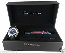 Hamilton H35405741 Pan Euro Automatic Blue Dial Special Edition Men's Watch -NEW