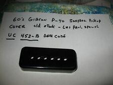 Gibson guitar P-90 soapbar pick up cover