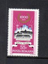 ROMANIA MNH 1972 SG3949 MILLENNIUM OF SATU MARE