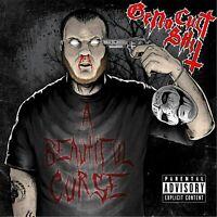 A Beautiful Curse by Geno Cultshit CD RARE OOP RAP BOONDOX ICP BUKSHOT