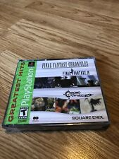 Final Fantasy Chronicles  PlayStation 1 Ps1 One Brand New Sealed CC