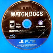 Watch Dogs (Sony PlayStation 4, 2014) Disc Only # 14210