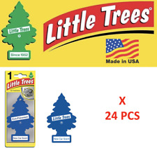 Little Trees  New car  Freshener scent 10189  Air MADE IN USA Pack of 24