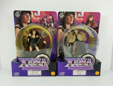 "Xena Warrior Princess Conqueror Nations & Huntress 6"" Action Figure Lot 1999"