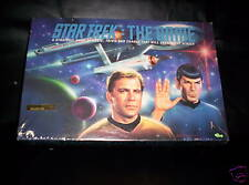 "STAR TREK ""THE GAME"" LTD EDITION NEW FACTORY SEALED"