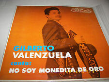 Gilberto Valenzuela No Soy Monedita De Oro LP VG+ MKL1133