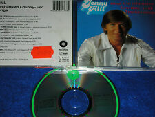 CD JONNY HILL singt die schönsten COUNTRY und TRUCKERSONGS austria VM RECORDS
