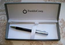 coffret stylo bille noir et métal
