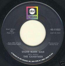 Candymen ~45~ Stone Blues Man ~ ABC 11023