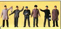 Rangierpersonal DB Preiser Figuren 14018 Spur HO (16,5 mm) Zubehör OVP