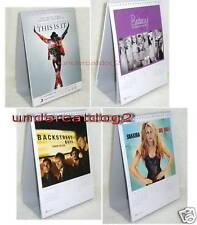 Backstreet Boys This Is Us 2010 Taiwan Promo Calendar (ver.B)