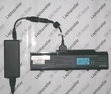 External Battery Charger for Toshiba Satellite A60 A65, PA3382U, PA3384U-1BXX