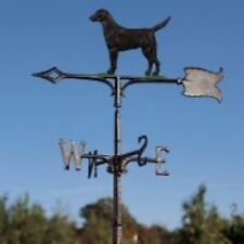 Whitehall Weathervane Black Lab Dog Roof Mount