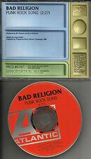 BAD RELIGION Punk Rock Song PROMO Radio DJ CD single  1996 USA PRCD6747 MINT