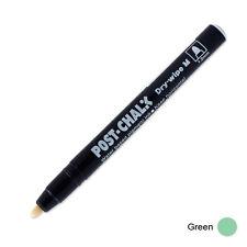 Zig Inserisci GESSETTI A SECCO gesso per Lavagna pennarello - Medium - Verde (