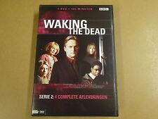 4-DISC DVD BOX / WAKING THE DEAD - SERIE 2